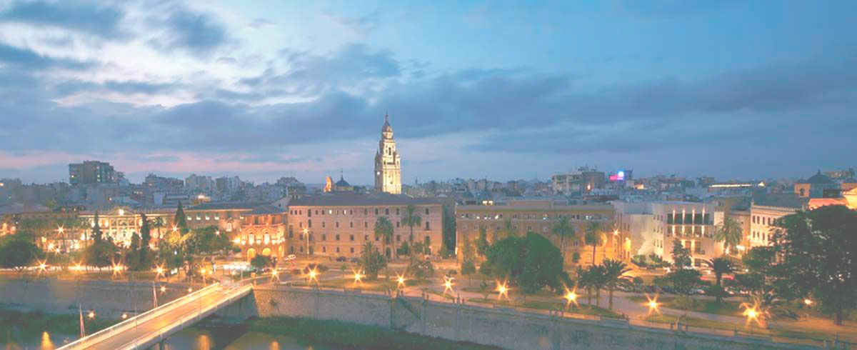 Panoramica de Murcia